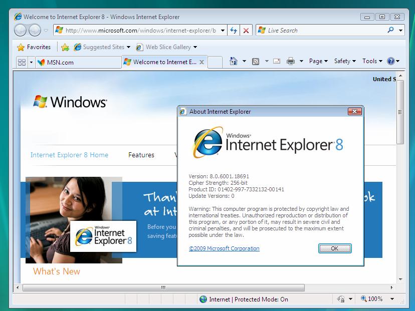 (IE8)Internet Explorer 8 �g�[器截�D2