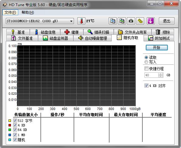 HD Tune Pro截图3