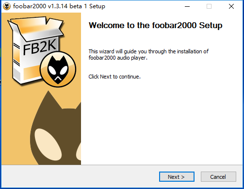 Foobar2000截�D5