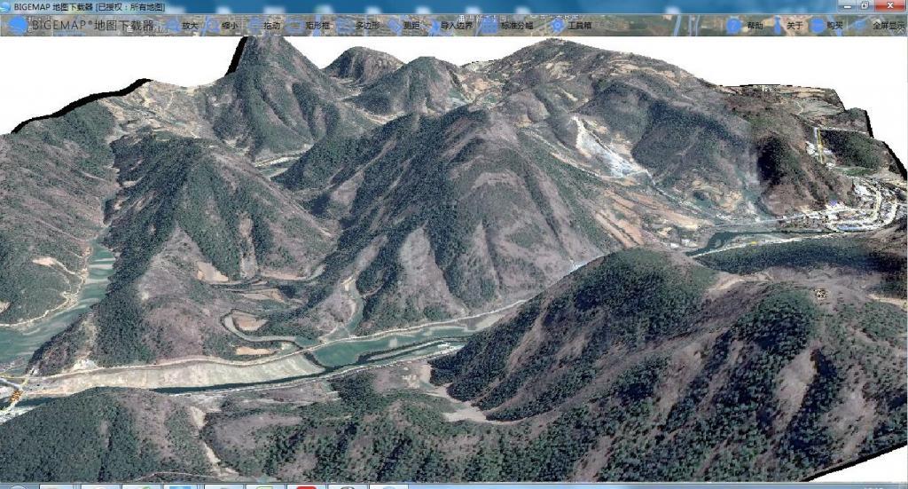 BIGEMAP地图下载器截图3