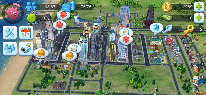 模拟城市:我是市长截图2