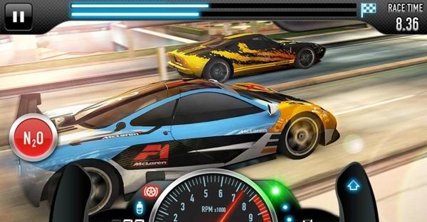 CSR Racing 2电脑版截图1
