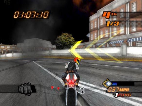 暴力摩托2012截图1