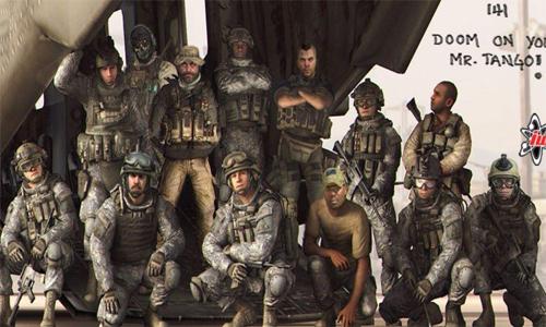 使命召唤6:现代战争2截图2
