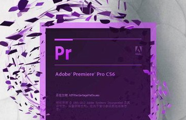 Adobe Premiere cs6截图1