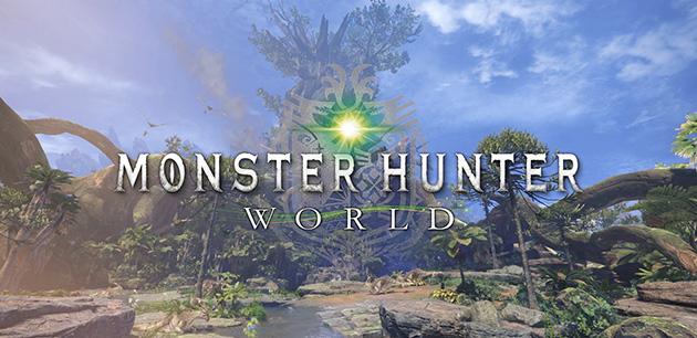 怪物猎人:世界截图1
