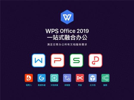 WPS Office 2019截�D3