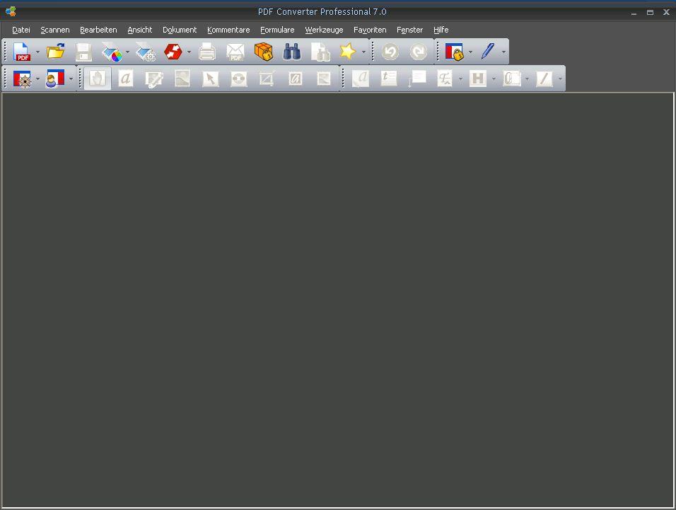 ScanSoft PDF Converter Pro截�D1