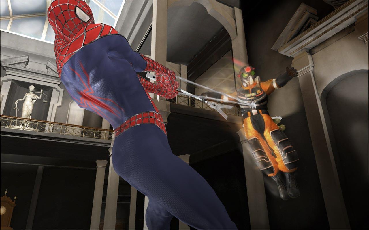 蜘蛛侠3截图4