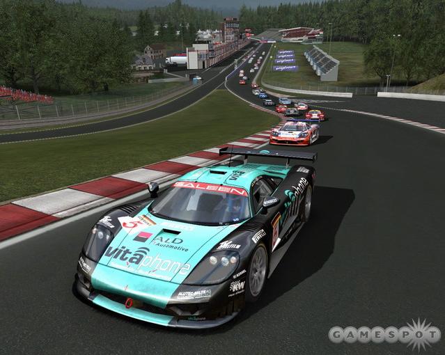 GTR2赛车截图4