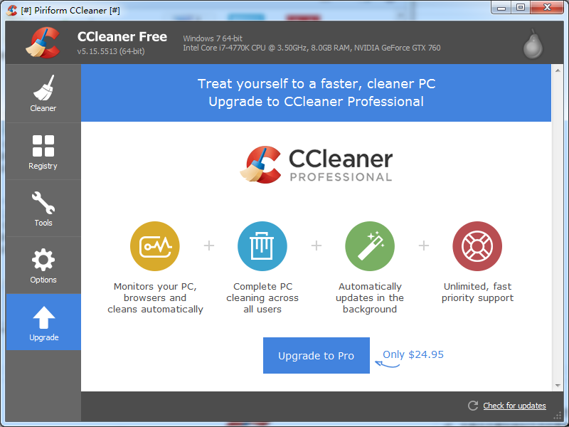 CCleaner截图1
